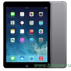 Apple iPad Air Wi-Fi 16GB Space Gray / Black (MD785RU/A)